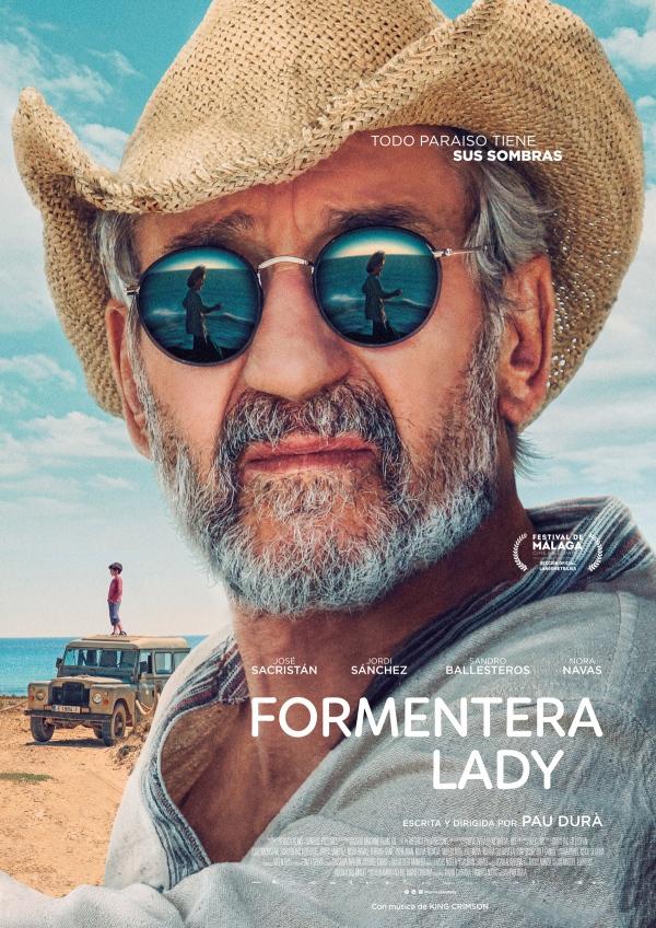 Imatge del cartell de la pel·lícula Formentera lady