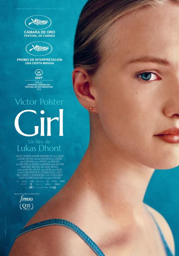 Imatge del cartell de la pel·lícula Girl
