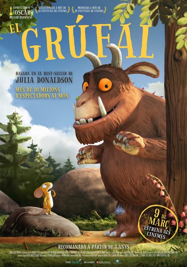 Imatge del cartell de la pel·lícula El Grúfal