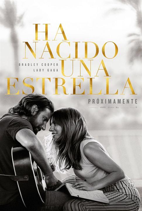 Imatge del cartell de la pel·lícula Ha nacido una estrella