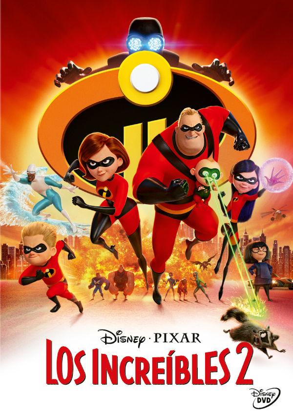 Imatge del cartell de la pel·lícula Los Increíbles 2