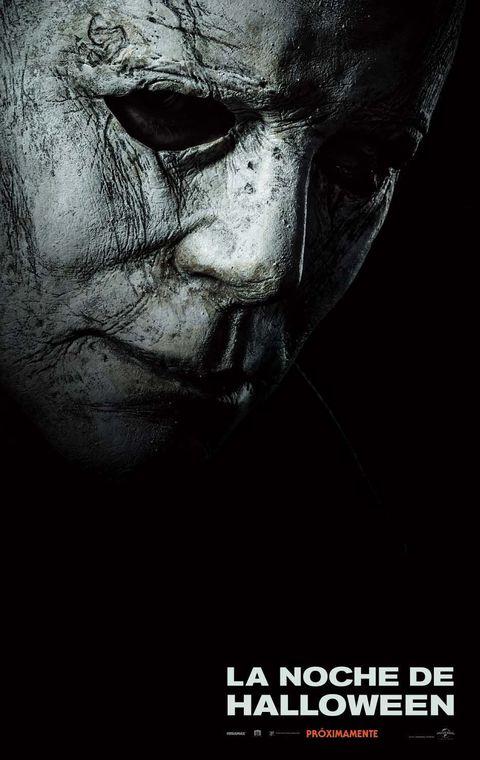 Imatge del cartell de la pel·lícula La noche de Halloween
