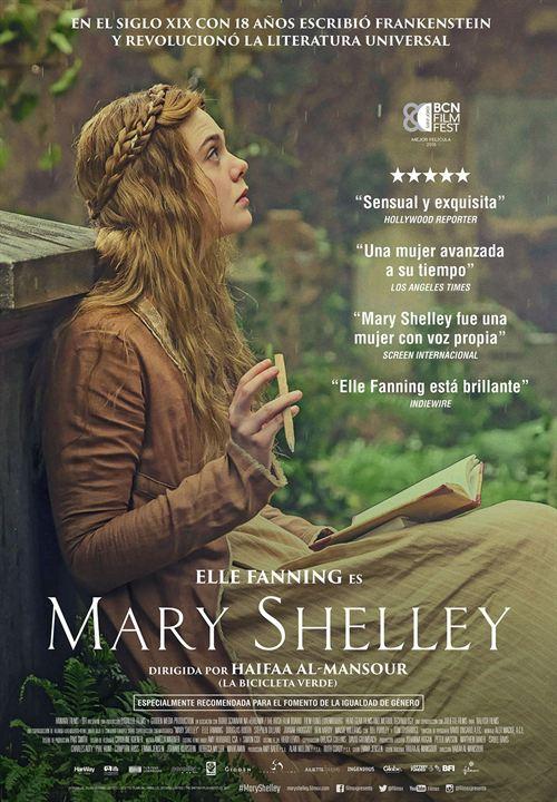 Imatge del cartell de la pel·lícula Mary Shelley