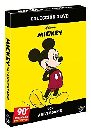 Imatge del cartell de la pel·lícula Mickey 90 aniversario