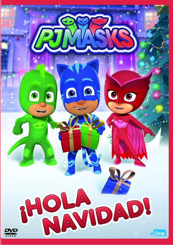 Imatge del cartell de la pel·lícula PJ Masks