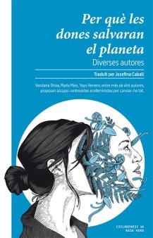 Portada del llibre Per què les dones salvaran el planeta