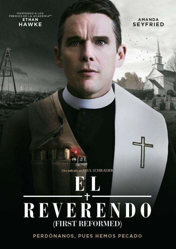 Imatge del cartell de la pel·lícula El reverendo