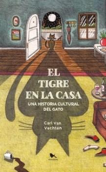 Portada del llibre El Tigre en la casa