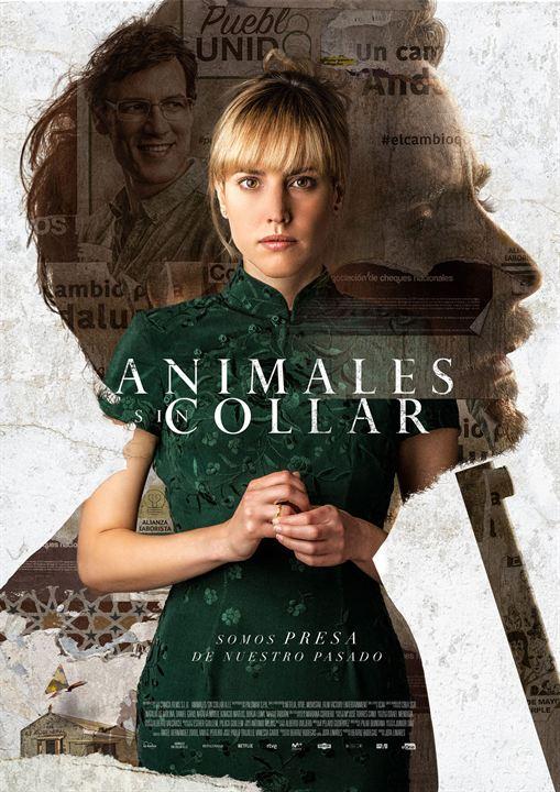 Imatge del cartell de la pel·lícula Animales sin collar