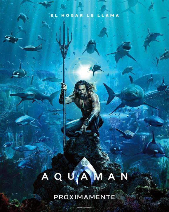 Imatge del cartell de la pel·lícula Aquaman