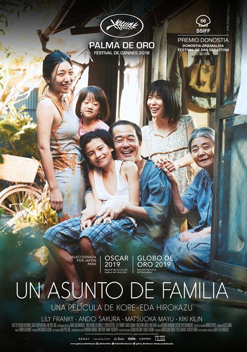 Imatge del cartell de la pel·lícula Un asunto de familia