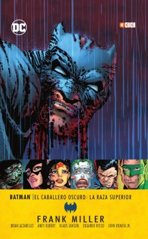 Imatge de la portada del llibre Batman: el Caballero Oscuro III: la raza superior