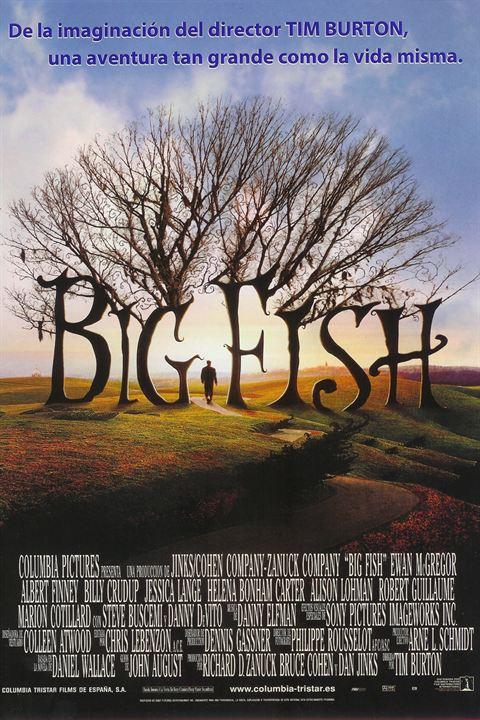 Imatge del cartell de la pel·lícula Big fish