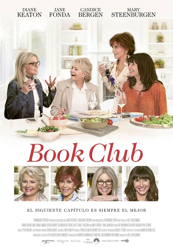 Imatge del cartell de la pel·lícula Book club