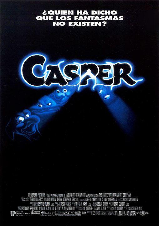Imatge del cartell de la pel·lícula Casper