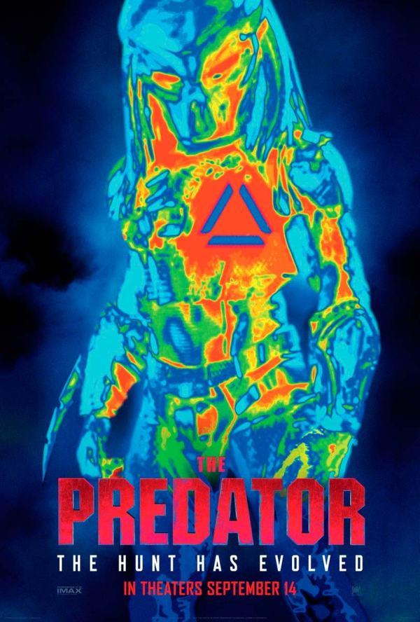 Imatge del cartell de la pel·lícula Predator