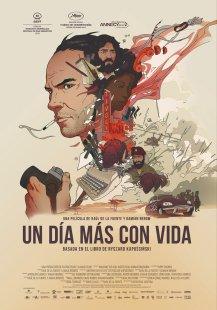 Imatge del cartell de la pel·lícula Un día más con vida