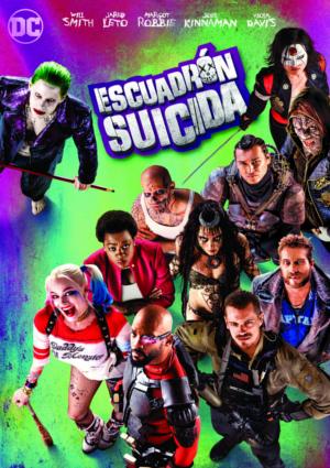 Imatge del cartell de la pel·lícula Escuadrón suicida
