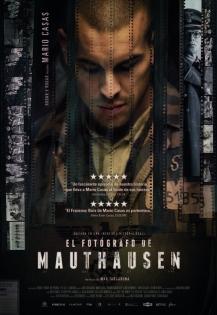Imatge del cartell de la pel·lícula El fotógrafo de Mauthausen