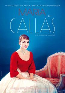 Imatge del cartell de la pel·lícula Maria by Callas