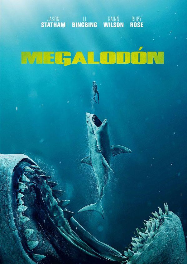 Imatge del cartell de la pel·lícula Megalodón