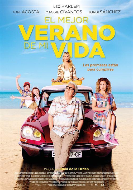 Imatge del cartell de la pel·lícula El mejor verano de mi vida
