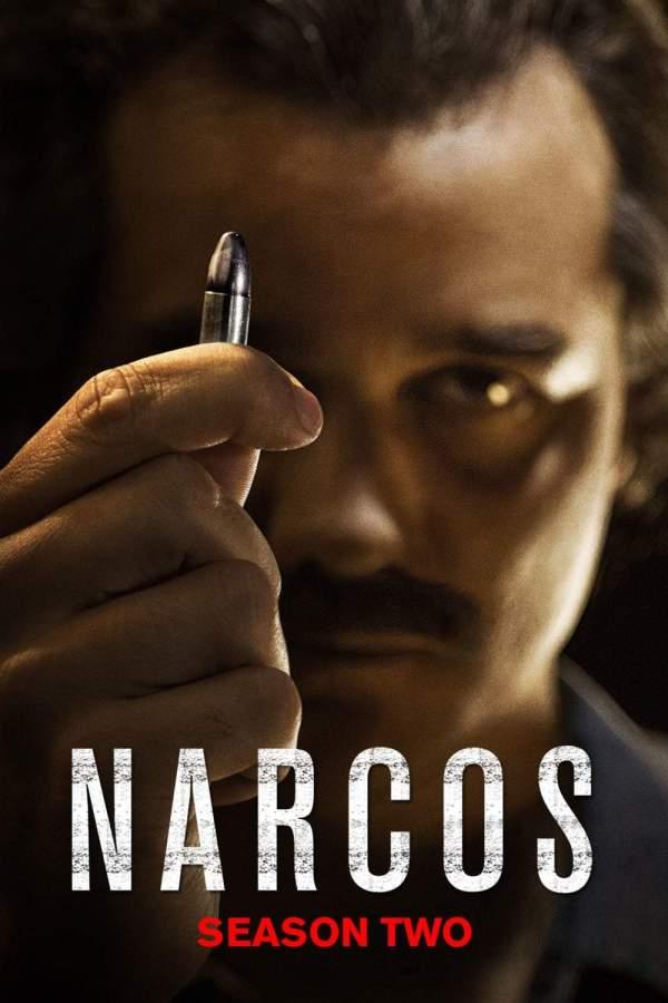 Imatge del cartell de la sèrie Narcos Temporada 2
