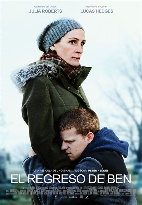 Imatge del cartell de la pel·lícula El regreso de Ben