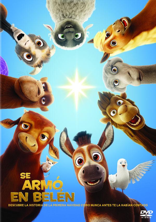 Imatge del cartell de la pel·lícula Se armó el Belén