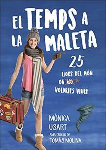 Imatge de la portada del llibre El temps a la maleta