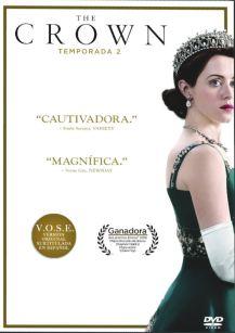 Imatge del cartell de la sèrie The Crown Temporada 2