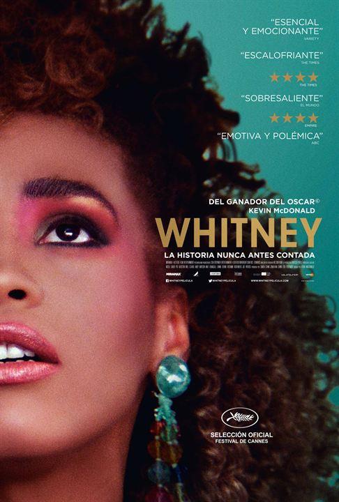 Imatge del cartell de la pel·lícula Whitney
