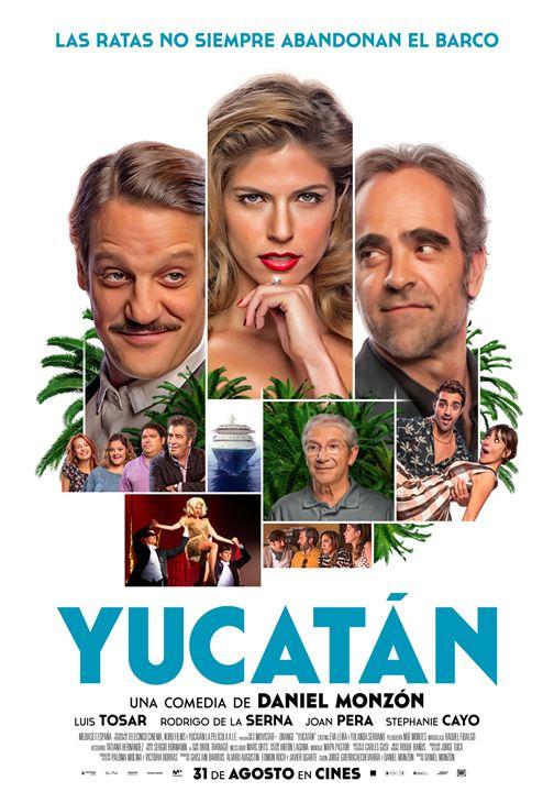 Imatge del cartell de la pel·lícula Yucatán
