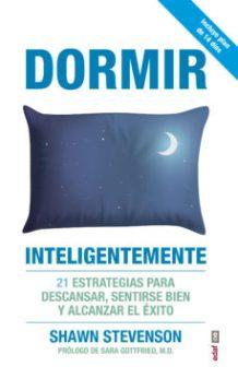Portada del llibre Dormir inteligentemente