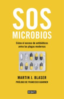 Portada del llibre SOS microbios