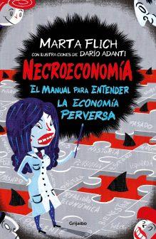 Portada del llibre Necroeconomia