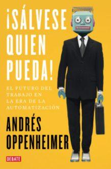 Portada del llibre ¡Sálvese quien pueda!