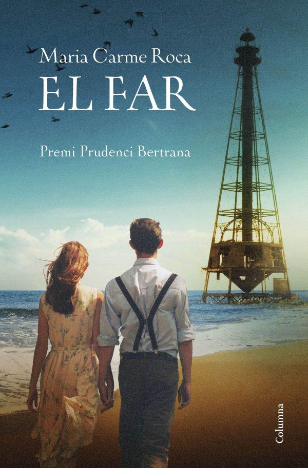 Portada de la novel·la El far de Maria Carme Roca