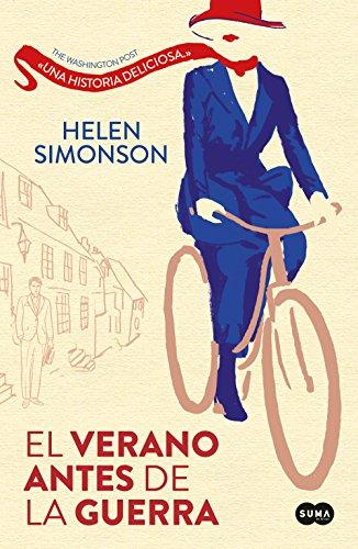 Portada de la novel·la El verano antes de la guerra de Helen Simonson