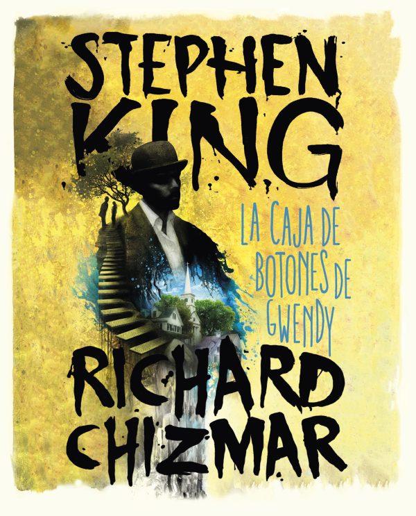 Portada de la novel·la La caja de botones de Gwendy d'Stephen King
