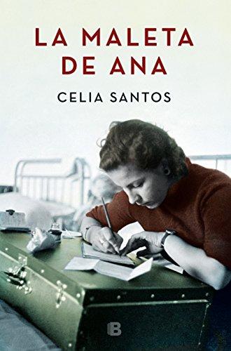 Portada de la novel·la La maleta de Ana de Celia Santos