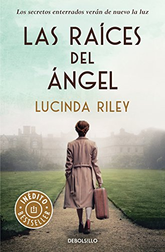 Portada de la novel·la Las raíces del ángel de Lucinda Riley