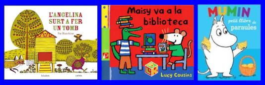 Imatge de les portades dels llibres ressenyats