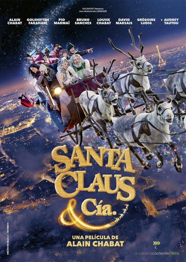 Imatge del cartell de la pel·lícula Santa Claus & Cía