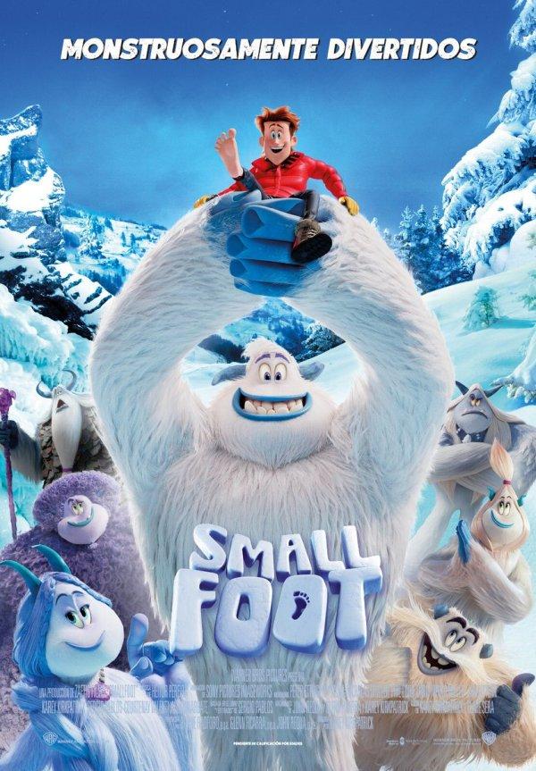 Imatge del cartell de la pel·lícula Small foot