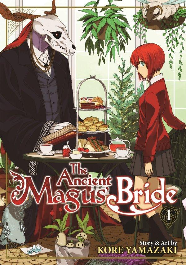 Imatge del cartell de la pel·lícula The ancient Magus Bride