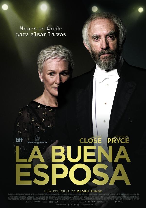 Imatge del cartell de la pel·lícula La buena esposa