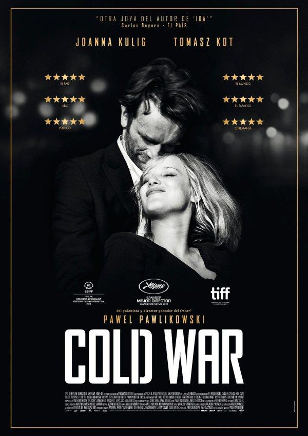 Imatge del cartell de la pel·lícula Cold war