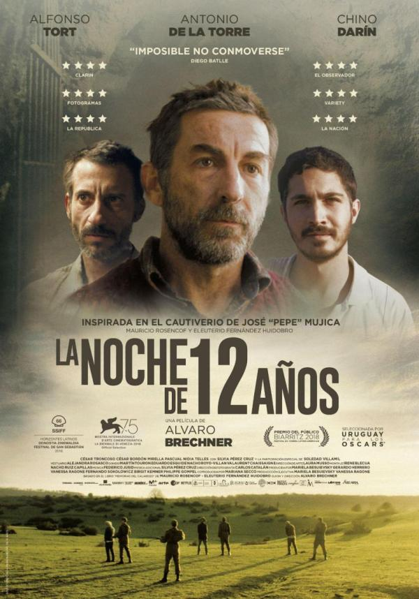 Imatge del cartell de la pel·lícula La noche de 12 años