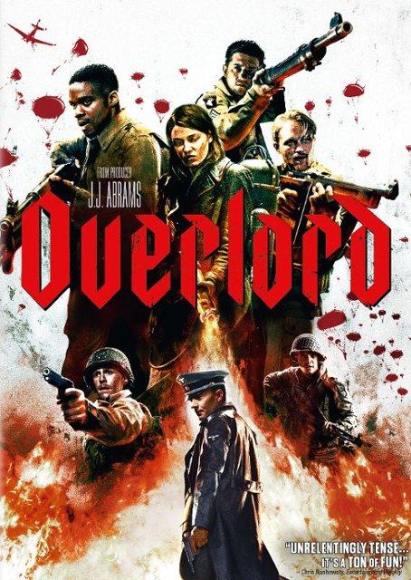 Imatge del cartell de la pel·lícula Overlord